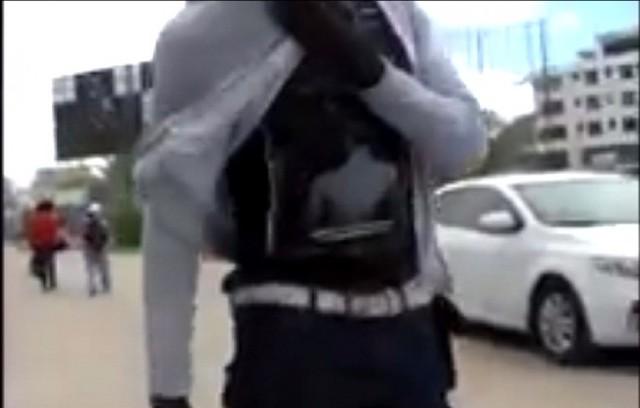 Te mostramos el video de la agresión de Richard Mercado contra periodista deportivo