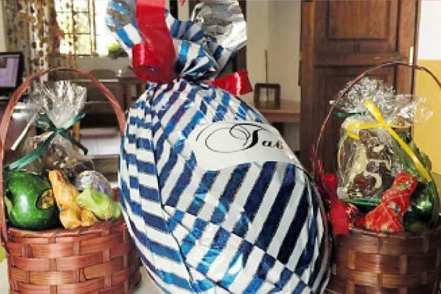 ICBA invita a la búsqueda de sus canastas de Pascua