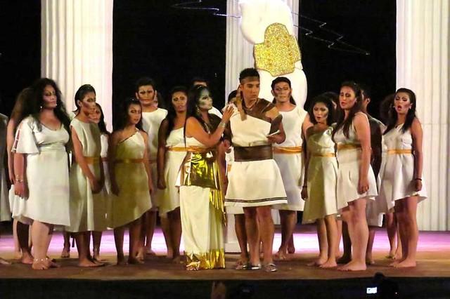 Ópera en Sucre aviva el IV Festival de Música Barroca