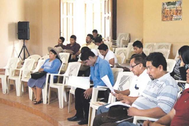 Socializan proyecto de Ley Departamental de Culturas