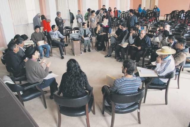Culturas busca acceder al 5%  del POA de la Gobernación