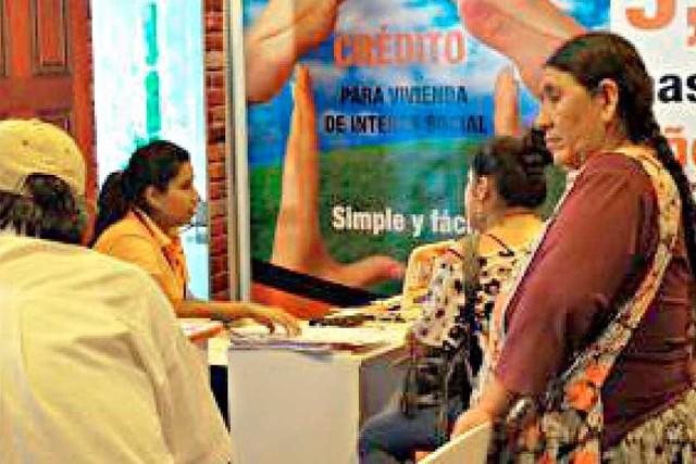 Banca desembolsa $us 315,5 millones para vivienda social