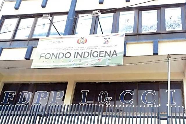 Envían a la cárcel a involucrado en caso del Fondo Indígena