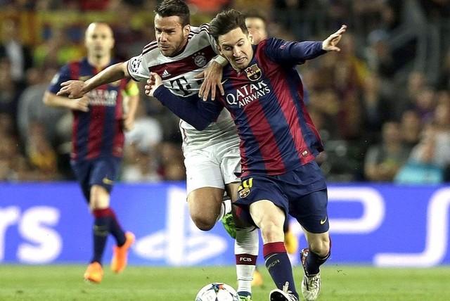 Un Messi estelar aparece para desempatar el duelo de arqueros alemanes