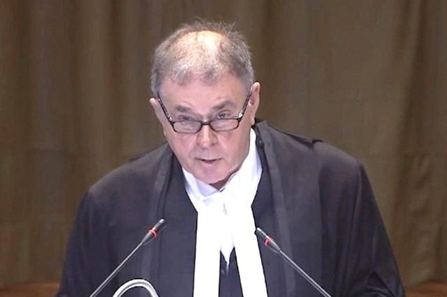 Estatuto de La Haya prohíbe que un juez dictamine a un país al que antes asesoró