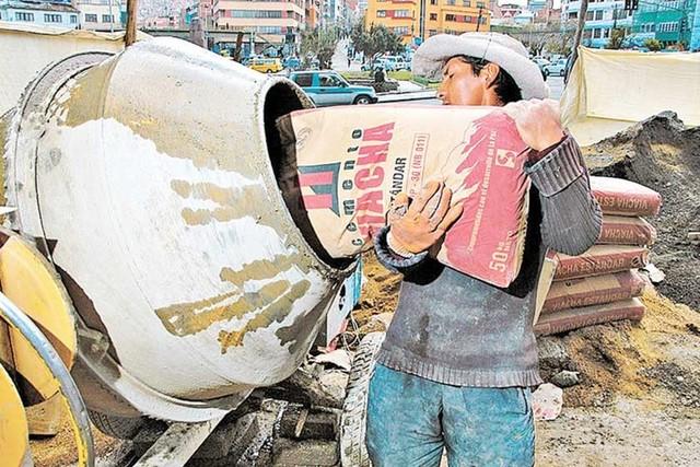 Soboce incrementa  precio de su cemento en cuatro regiones