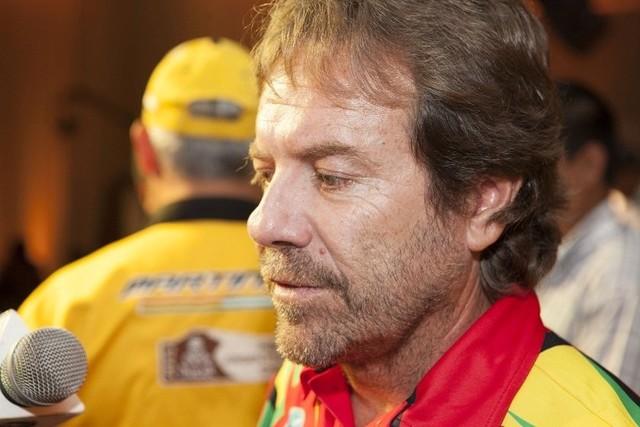 Nosiglia anuncia participación en Rally Dakar 2016