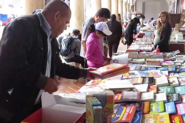 Seis escritores de Sucre presentarán sus libros