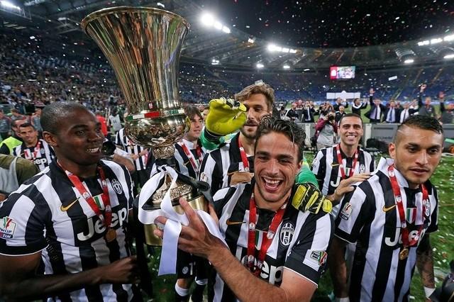 """El Juventus conquista su décima Copa y aspira al """"triplete"""""""