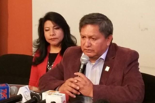 Informe de alcalde saliente de Sucre se posterga para el lunes