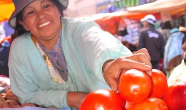 Gobierno anuncia la importación de tomate para evitar incremento en el mercado