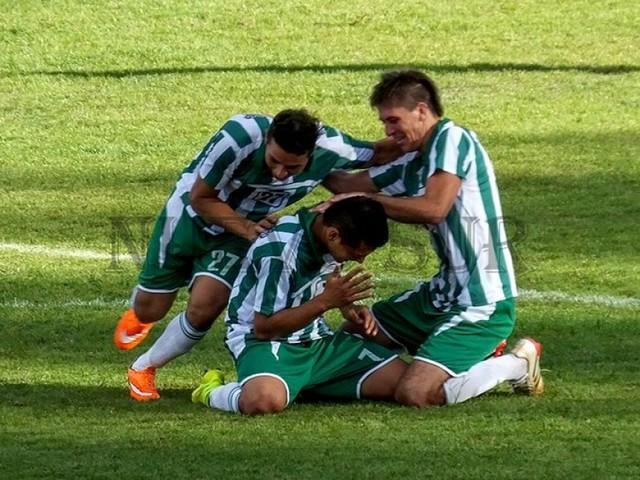 Atlético Bermejo da un paso hacia la Liga