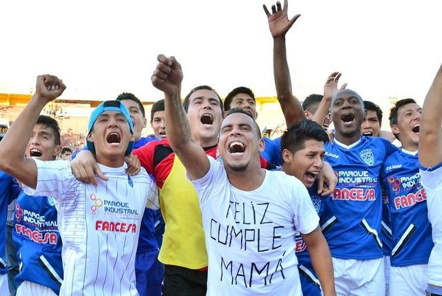 Sport Boys gana a Atlético Bermejo y mantiene su plaza en la Liga