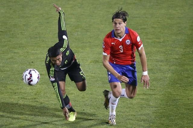 México empata a Chile y deja en suspenso la clasificación de Bolivia
