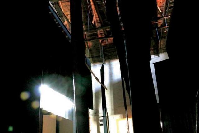 Teatro 3 de Febrero: El drama del escenario más importante de Sucre.