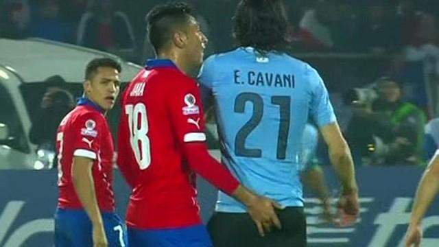 Jara no va más en la Copa América Chile 2015