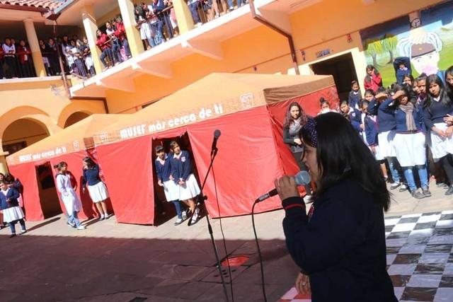 Lectura poética inaugura el Festival de la Diversidad