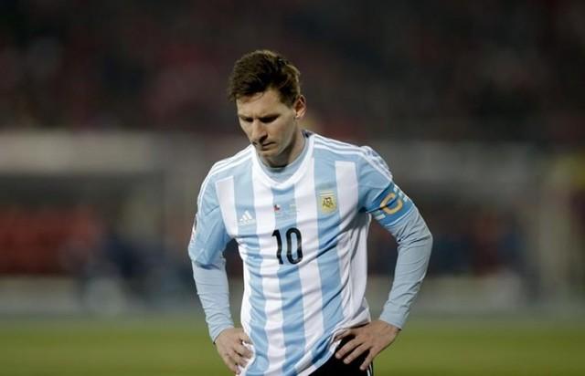 Messi: No hay nada más doloroso en el fútbol que perder una final