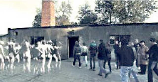 Escándalo por obra de arte sobre el Holocausto