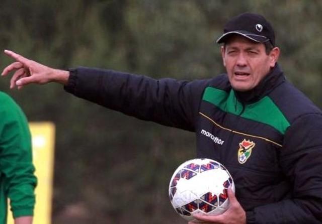 Mauricio Soria no es más el técnico de la selección boliviana