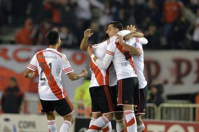 Libertadores: River Plate hace los deberes en su casa con un triunfo sobre Guaraní