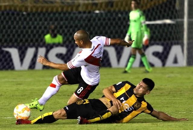 River avanza y jugará su quinta final de Libertadores