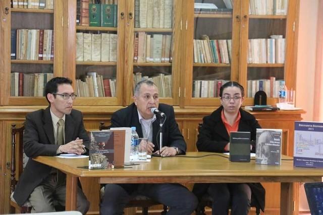 Congreso de bolivianistas muestra su oferta editorial