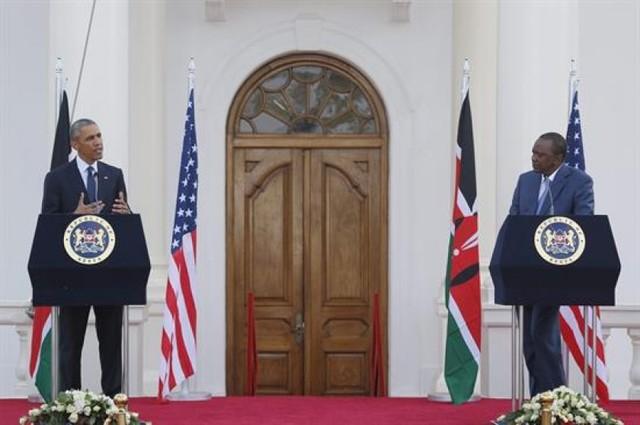 Obama pide luchar contra homosexualidad en África