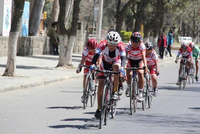 Sucre logra el título nacional de ciclismo