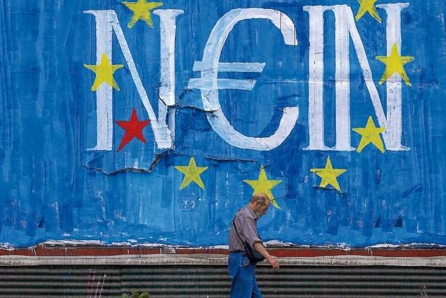 """El """"efecto Zeus"""", la Troika y cómo una negociación afecta al globo"""