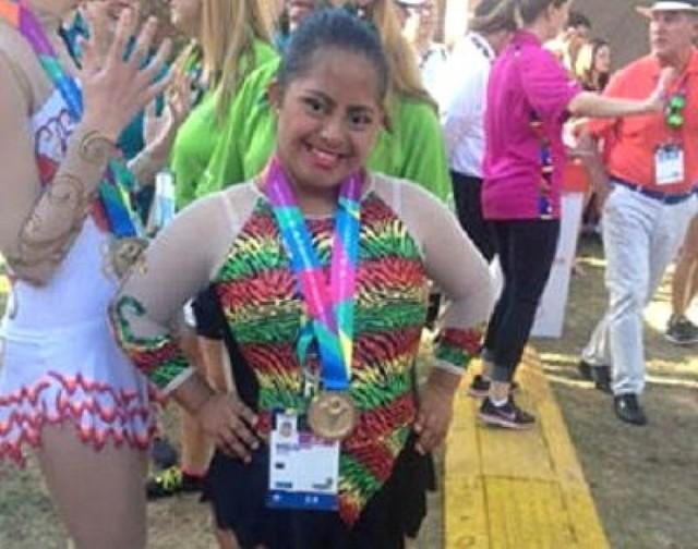 Bolivia, con buen pie en los Juegos Mundiales de Olimpiadas Especiales