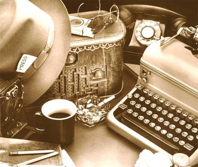 Periodismo y Literatura La palabra se hizo carne