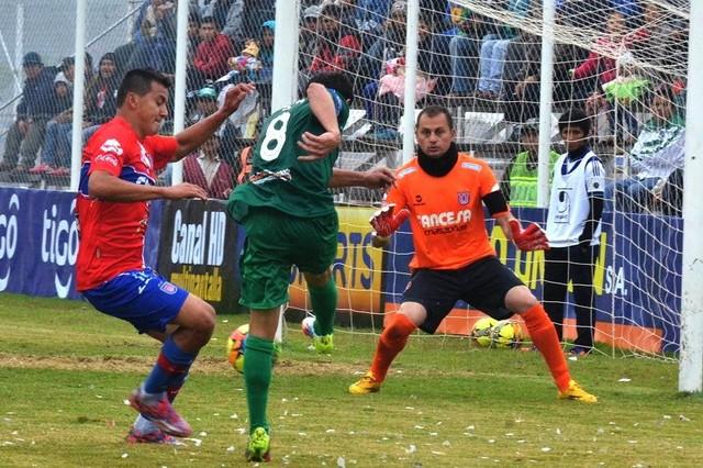 """Sport Boys se mantiene líder y la """"U"""" cae en Yacuiba"""