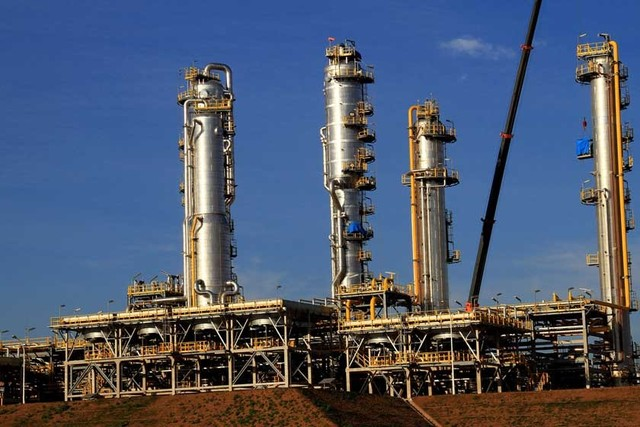 Separadora de líquidos más grande del país entra en servicio desde hoy