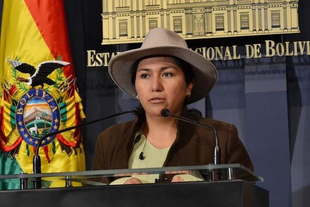Paco dice que firmas contra la repostulación de Morales es una acción política