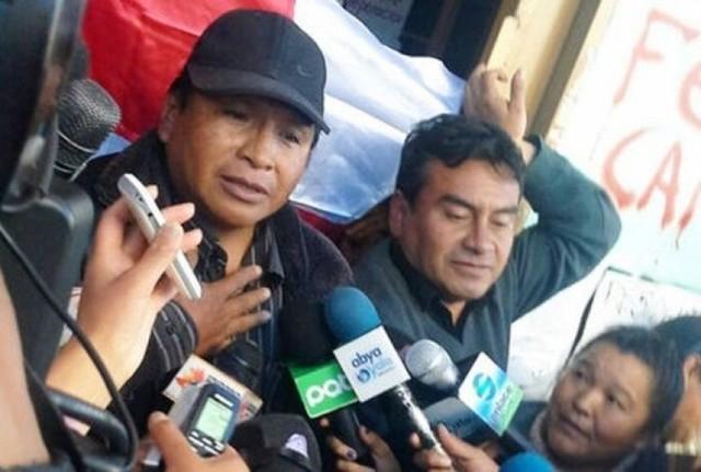 Policía revela que auxilió a Llally tras problemas en Uncía