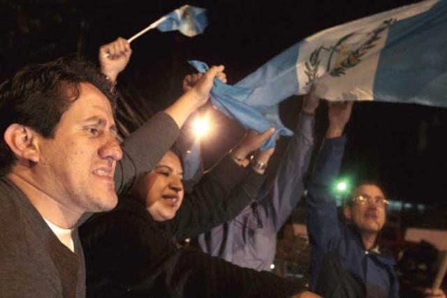 Guatemala en medio de la crisis