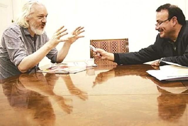 El Deber ratifica contenido de entrevista a Assange y desmerece crítica de ministra