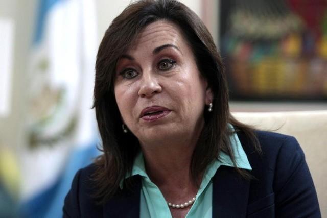 Ex primera dama se autoproclama ganadora para segunda vuelta en Guatemala