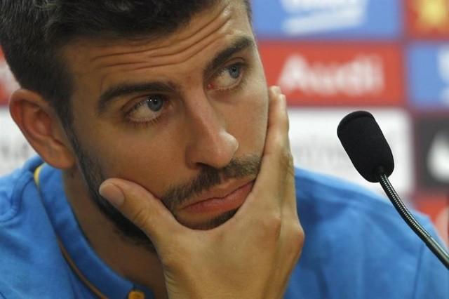 """Piqué: """"Dejar la selección es lo último que haría"""""""