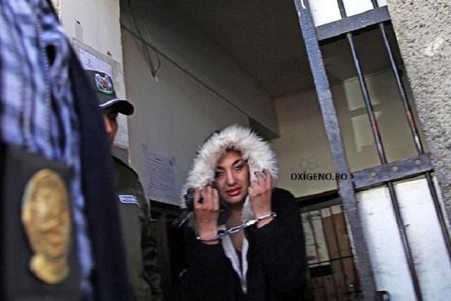 """Así operaba la """"Choca"""", la ladrona que atraca con respaldo policial"""