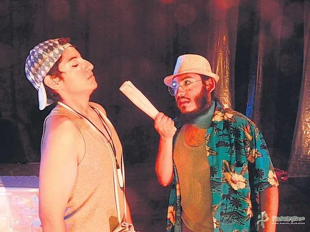 Obra de Sucre se prepara para el premio de teatro