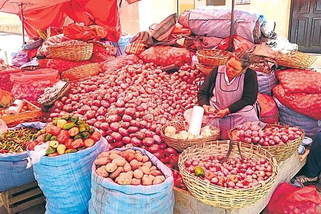 Precio de la cebolla toca nivel más alto este año en Sucre