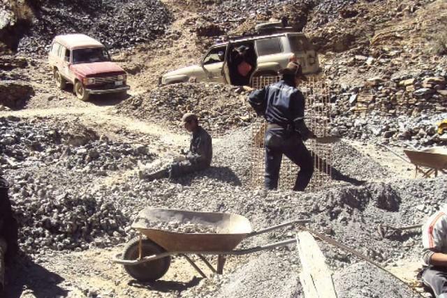 Gobernación frena explotación ilegal de plomo en Icla
