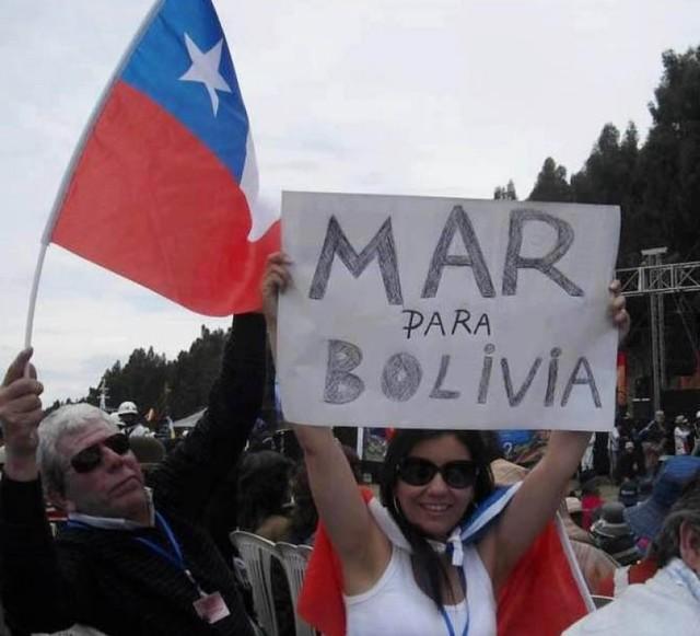 Mar: Morales sugiere estudio económico para Bolivia y Chile