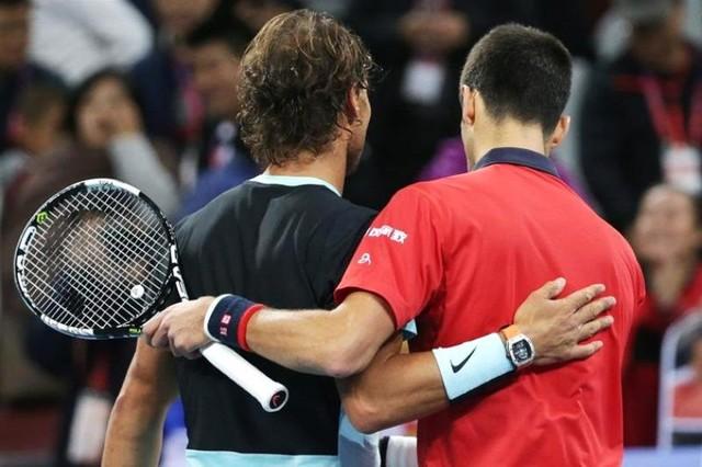 Djokovic vence con autoridad a Nadal y gana su sexto torneo en Pekín