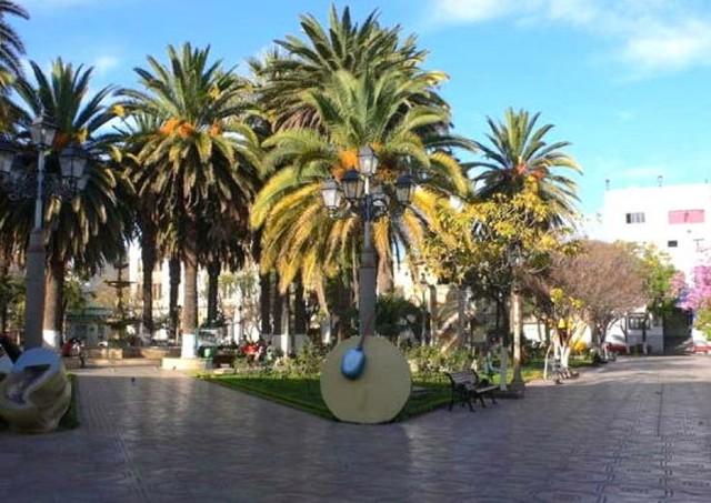Gobierno promete cobertura total de agua potable en Tarija hasta el 2020