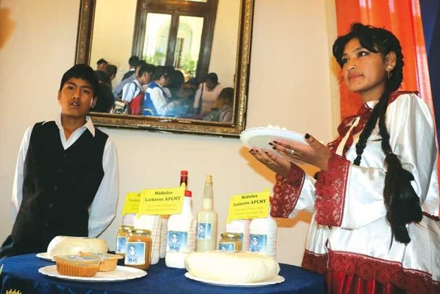 Productores invitan a la primera Feria de la Leche