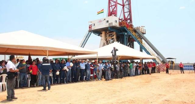 Producción del pozo Dorado Oeste-X1001 aumentará reservas