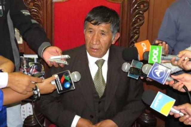 Magistrado Pastor Mamani es el nuevo presidente del TSJ y compromete liquidar causas